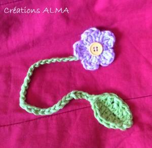 Fleur de champs violet
