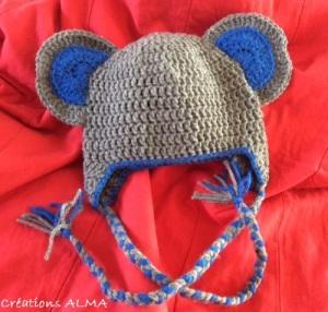 Bonnet Éléphant